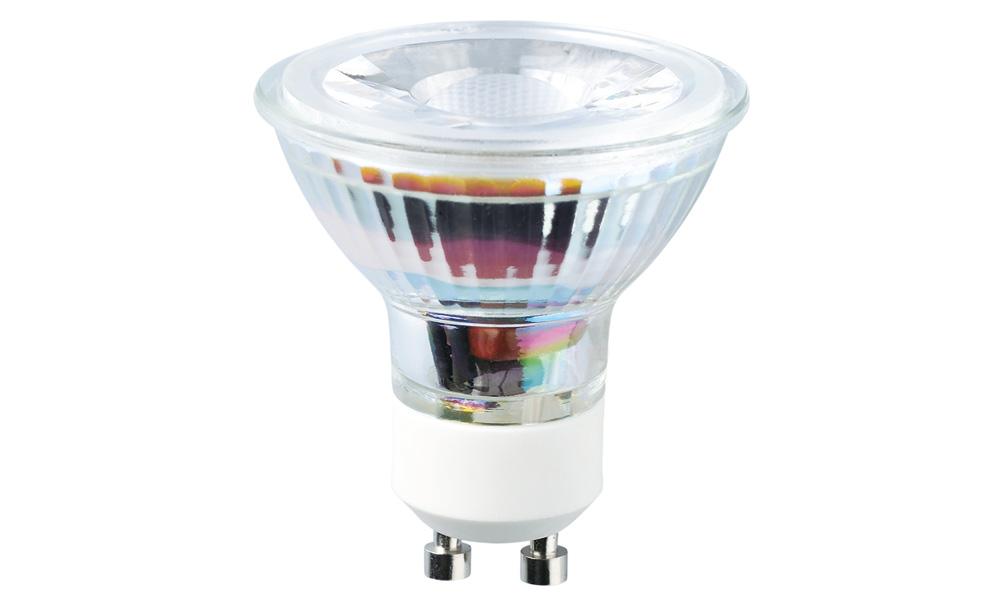 Reflektorlampa COB GU10240V 5W