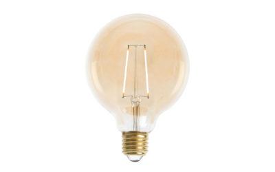 Glob 95mm LED 2L Gold E27240V 2W